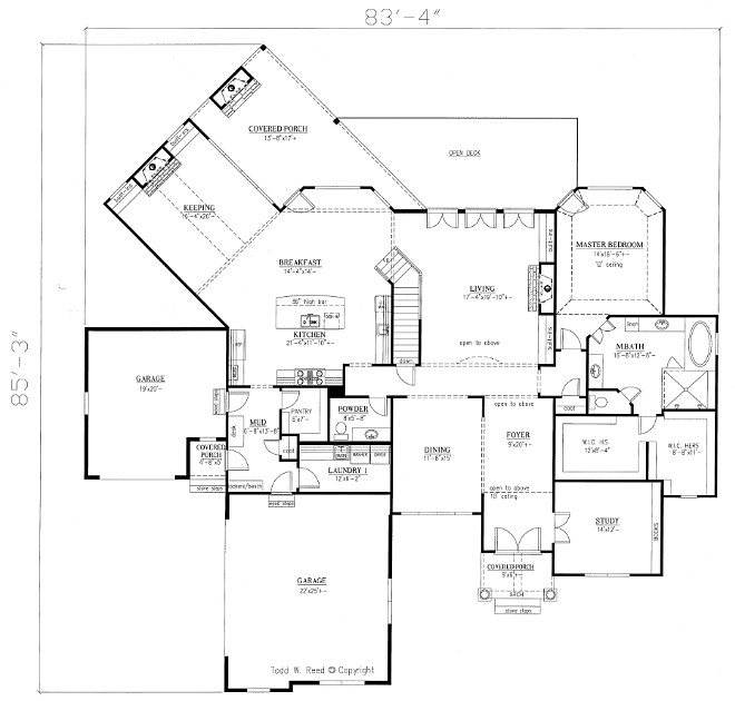 First Floor Home New Homes Floor Plan First Floor #FirstFloorPlan
