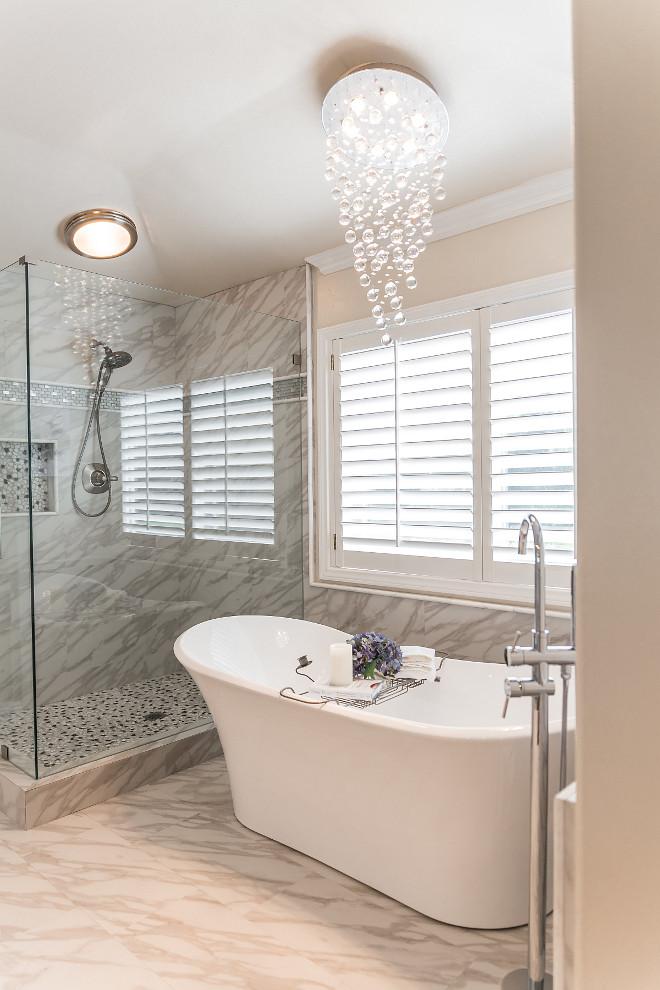 Bathroom Renovation Soft greys Bathroom Renovation Ideas Bathroom Renovation Grey Bathroom Renovation #BathroomRenovation #greyBathroom