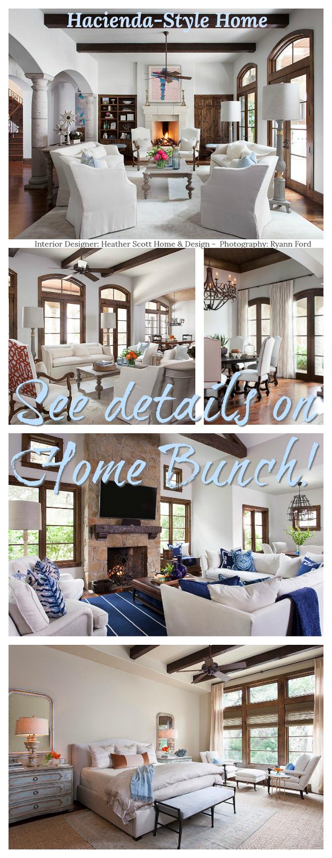 Hacienda-Style Home Hacienda-Style Home Interiors Hacienda-Style Home Ideas Hacienda-Style Home Design #HaciendaStyleHome #HaciendaHome