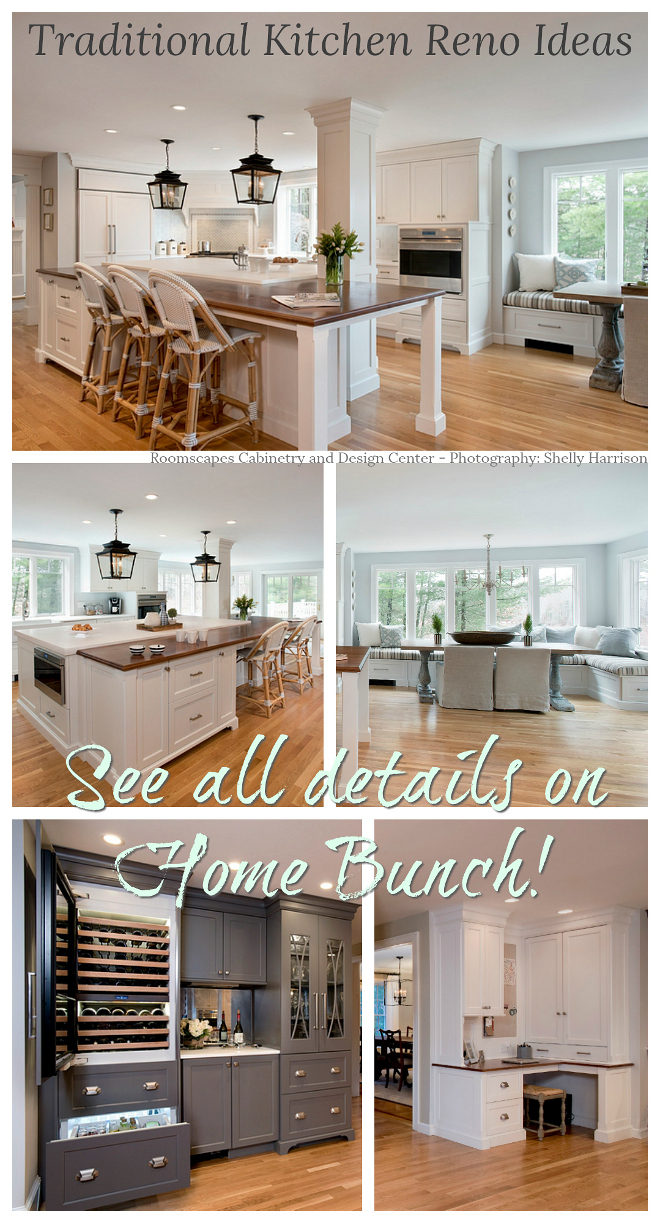 Traditional Kitchen Reno Ideas Traditional Kitchen Reno Ideas #TraditionalKitchen #TraditionalKitchenReno #TraditionalKitchenRenoIdeas