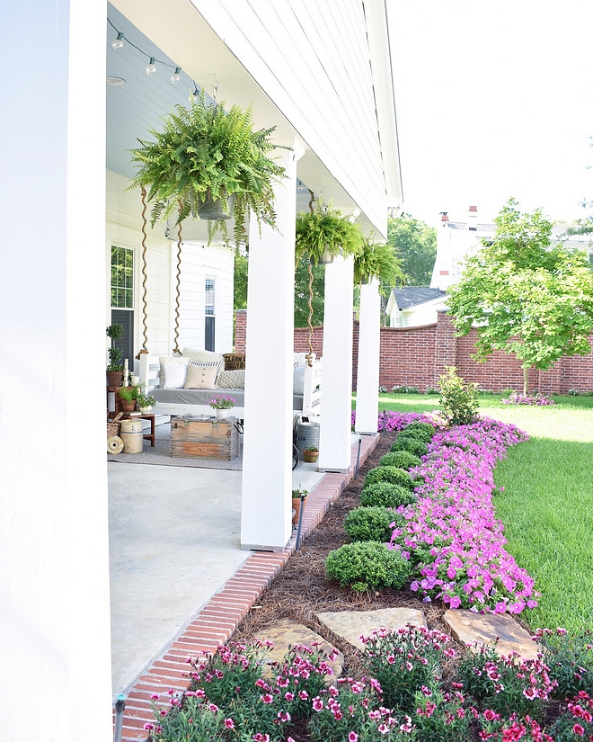 Porch Landscaping Porch Landscaping ideas Porch Landscaping Garden Porch Landscaping Gardening #PorchLandscaping #Porch #Landscaping #garden #gardening
