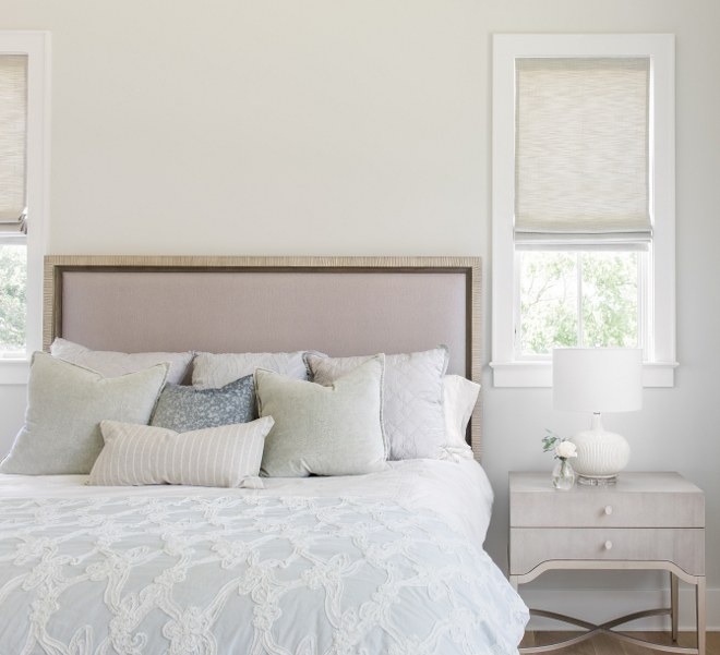 Neutral Paint Color for Bedrooms Benjamin Moore Winter Orchard Neutral Paint Color Benjamin Moore 1555 Winter Orchard #NeutralPaintColor #Bedrooms #bedroomNeutralPaintColor
