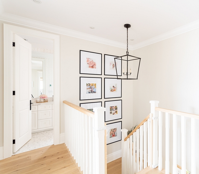 Classic Gray OC-23 by Benjamin Moore Full house painted in Classic Gray OC-23 by Benjamin Moore #ClassicGrayOC23BenjaminMoore #fullhousepaintcolor