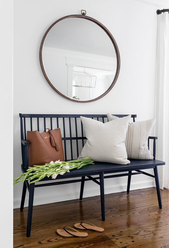 Foyer Bench Spindle back bench Foyer bench ideas Classic and timeless black spindle bench Foyer Bench Spindle back bench Foyer Bench Spindle back bench #FoyerBench #foyer #bench #blackbench #Spindlebackbench #Spindlebench