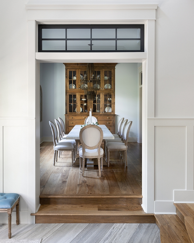 Dining Room Doorway with Transom window Doorway with Transom window ideas Dining room Doorway with Transom window #Doorway #Transomwindow #diningroom