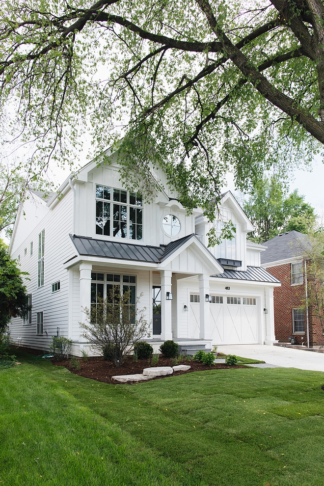 Farrow and Ball All White The siding paint color is Farrow and Ball All White Farrow and Ball All White siding paint color exterior exterior paint color Farrow and Ball All White # sidingpaintcolor #exterior #exteriorpaintcolor #FarrowandBallAllWhite