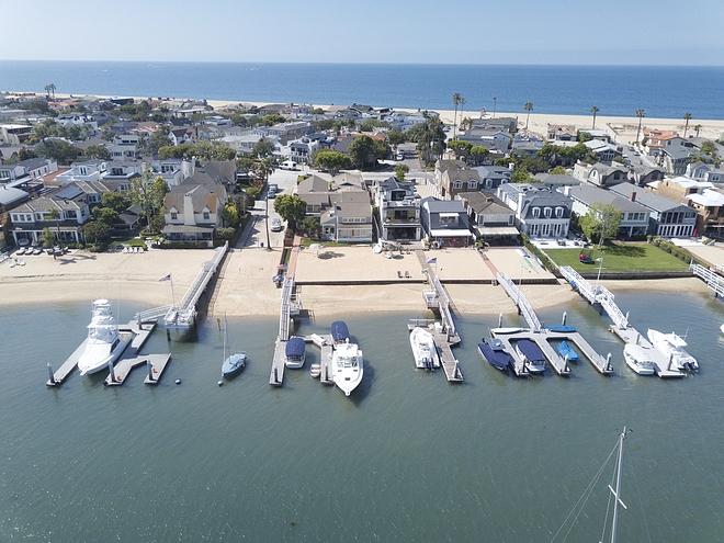 Newport Beach Bayfront House