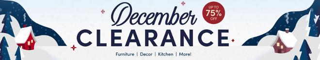 December Big Sales