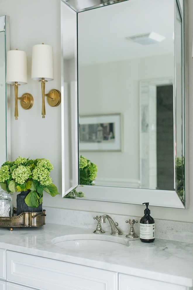 Classic Bathroom Faucet Perrin and Rohl Fixtures Polished Nickel #bathroomfaucet #faucet #bathroomfaucets