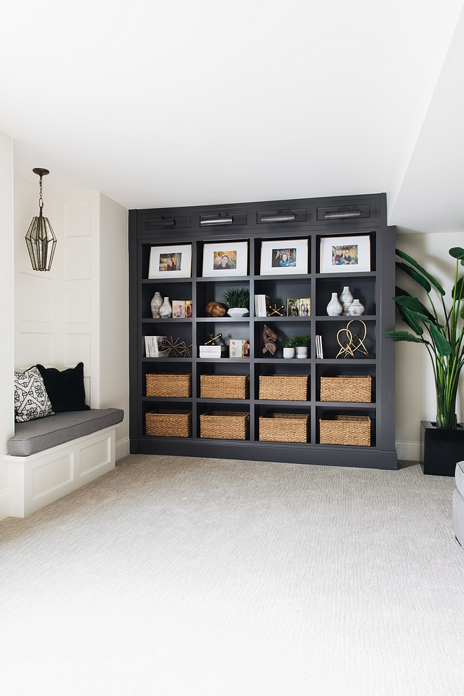 ron Mountain by Benjamin Moore Bookcase - Painted Iron Mountain by Benjamin Moore Bookcase - Painted Iron Mountain by Benjamin Moore Bookcase - Painted Iron Mountain by Benjamin Moore Bookcase - Painted Iron Mountain by Benjamin Moore #Bookcase #Painted #IronMountainBenjaminMoore