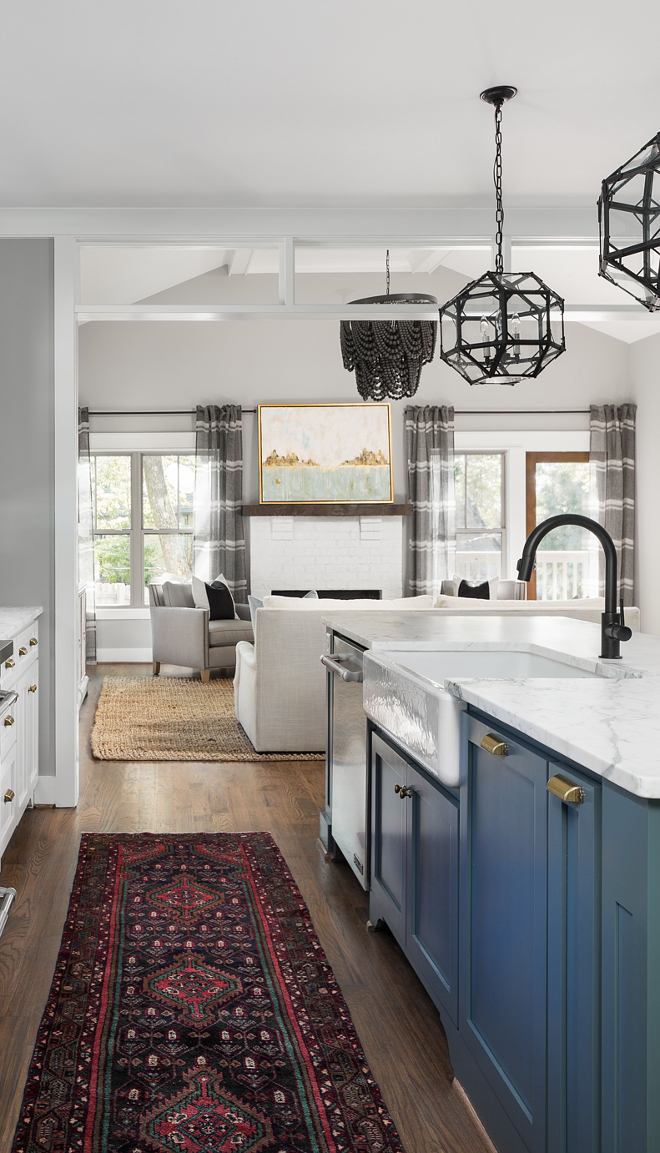 Benjamin Moore HC-160 Knoxville Gray Blue gray kitchen island paint color Benjamin Moore HC-160 Knoxville Gray Blue gray kitchen island paint color Benjamin Moore HC-160 Knoxville Gray paint color #Bluegraypaintcolor #kitchenislandpaintcolor #BenjaminMooreHC160KnoxvilleGray #BenjaminMooreHC160 #BenjaminMooreKnoxvilleGray #BenjaminMoore