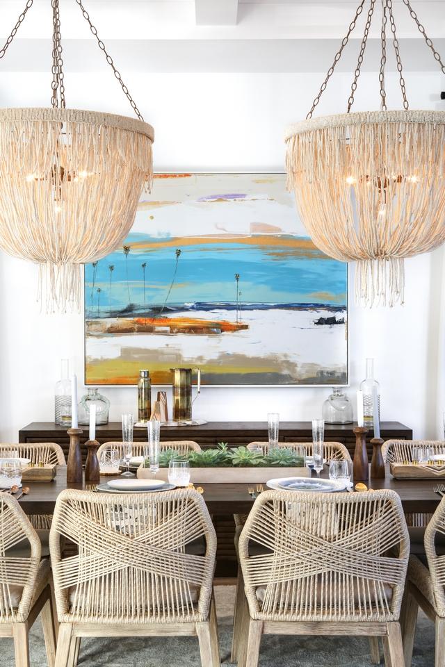 Summer Coastal Dining Room Summer Coastal Dining Room Color Scheme Summer Coastal Dining Room Summer Coastal Dining Room #Summerdining room #CoastalDiningRoom #DiningRoom