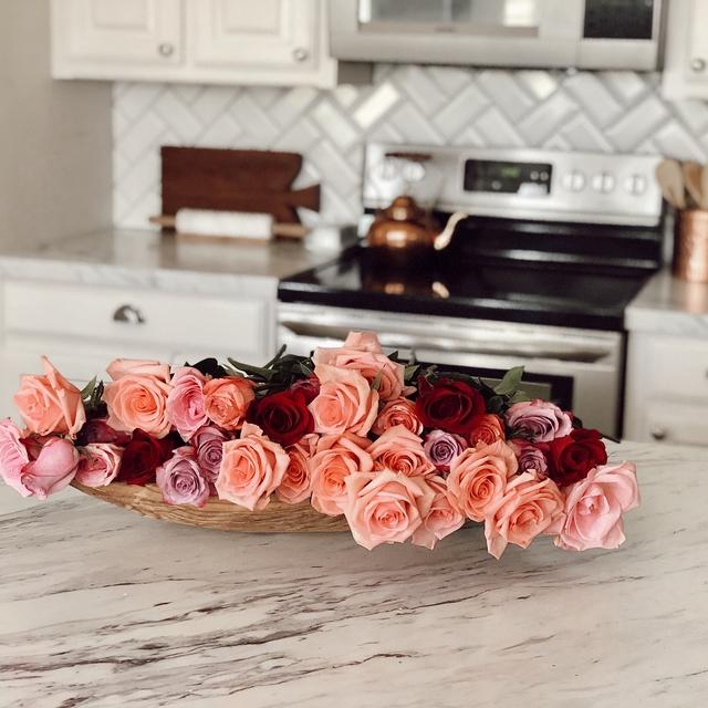 Roses Kitchen Decor Roses #roses #kitchendecor #kitchen #decor