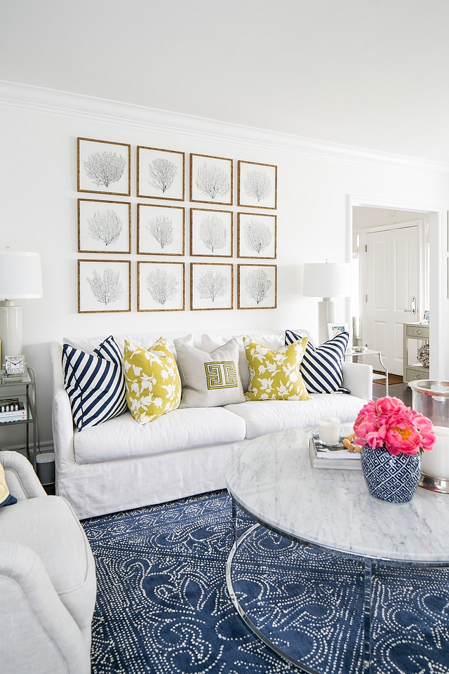Pure White by Sherwin Williams Great crisp white paint color on walls for coastal interiors Pure White by Sherwin Williams Great crisp white paint color on walls for coastal interiors #PureWhitebySherwinWilliams #crispwhite #paintcolor #coastalinteriors