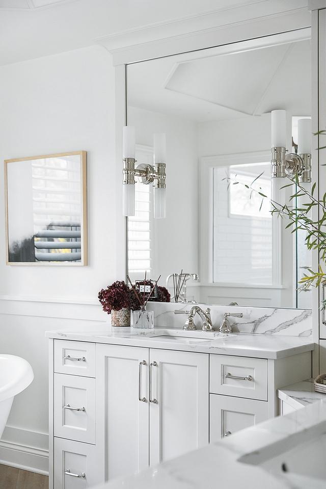 Vertical double light sconces Bathroom Vertical double light sconces Vertical double light sconces in bathroom #Verticaldoublesconces #doublesconces #bathroom #sconces