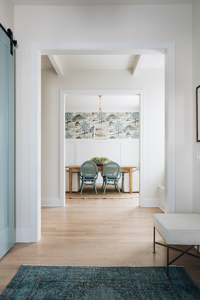 Benjamin Moore Classic Gray Benjamin Moore Classic Gray Best color to use with Light White Oak Hardwood Floors Benjamin Moore Classic Gray #BenjaminMooreClassicGray