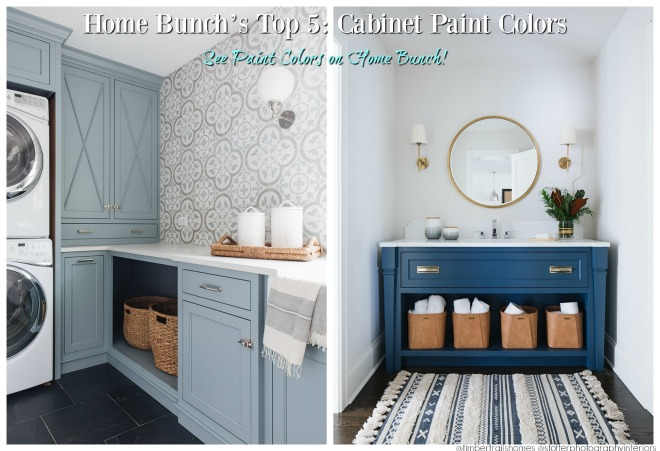 Cabinet Paint Colors