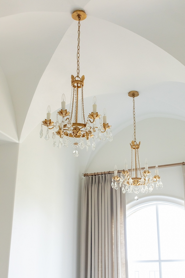 Distressed Gold Leaf Chandelier French chandelier in Distressed Gold Leaf finish Distressed Gold Leaf Chandeliers Distressed Gold Leaf Chandelier #DistressedGoldLeafChandelier #GoldLeafChandelier