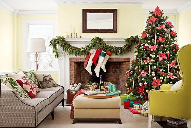 Christmas Decoration Ideas   Home Bunch Interior Design Ideas Are you guys all excited for Christmas  With only six days away I thought  that s about time to make our Home Bunch feel a bit more festive