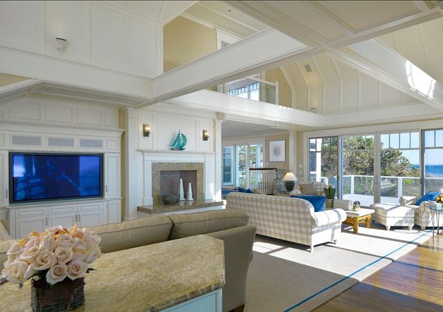 Shingle Style Beach Cottage Home Bunch Interior Design Ideas