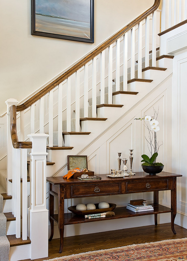 Foyer And Entryways Menu : Entryway decorating ideas with staircase