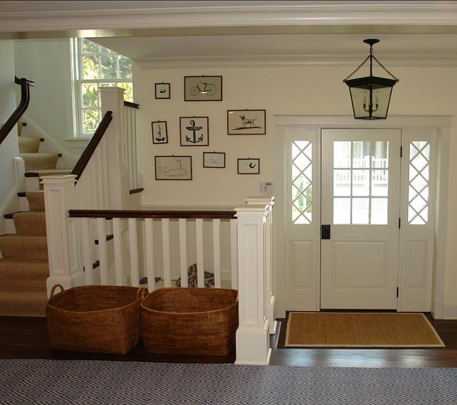 Shingle Beach Cottage With Coastal Interiors Home Bunch