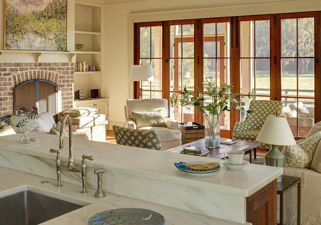 Country Cottage With Comfortable And Neutral Interiors