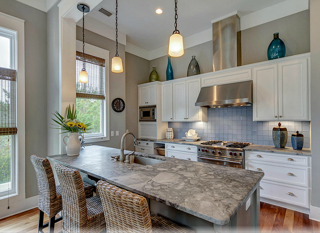 Florida Empty Nester Beach House for Sale - Home Bunch ... on Small Space:fn118Lomvuk= Small Kitchen Ideas  id=21321