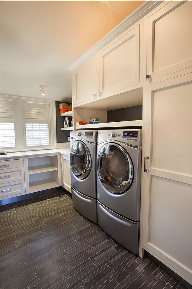 Traditional, Transitional & Coastal Interior Design Ideas ... on Laundry Room Cabinet Ideas  id=17994