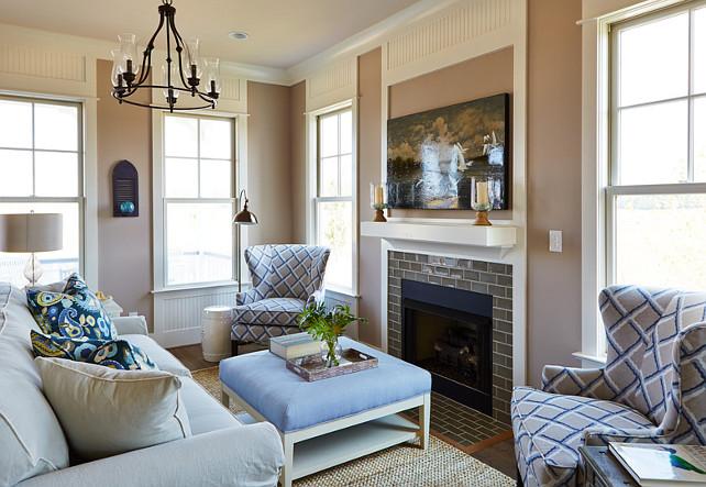 Small Open Floor Plan Living Room