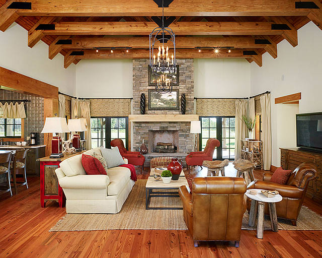 A Day at the Ranch in Pine Creek - Home Bunch Interior ... on Beautiful Room Pics  id=89560