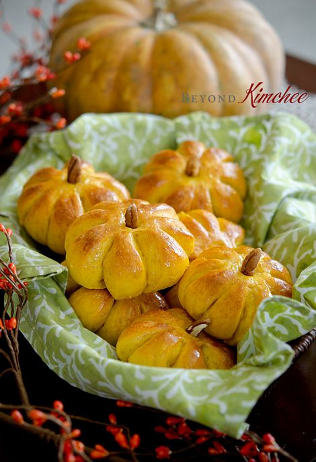 Make It By Monday Thanksgiving Pumpkin Centerpieces