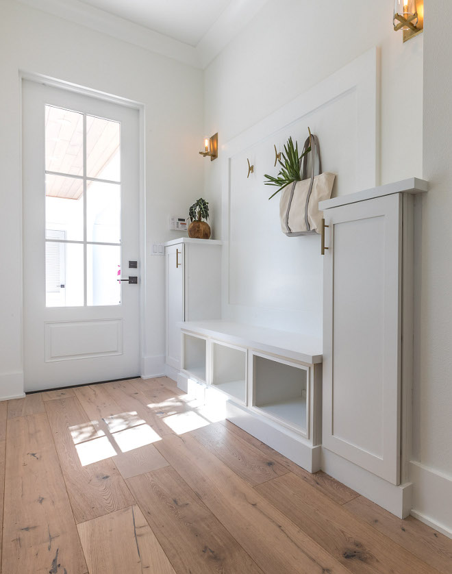 Popular Paint Color Benjamin Moore Oc 117 Simply White Home Bunch Interior Design