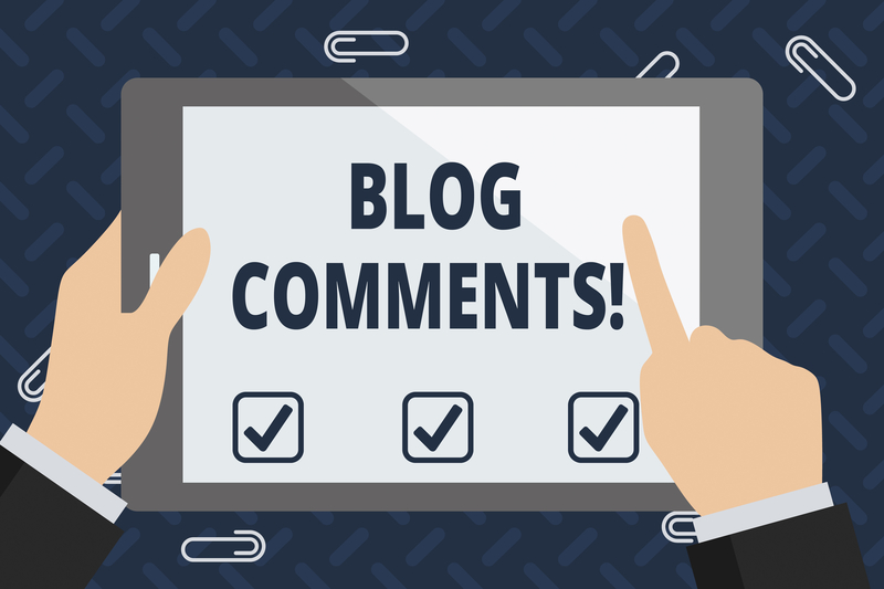 This is The REAL Reason Why You Should Leave Blog Comments