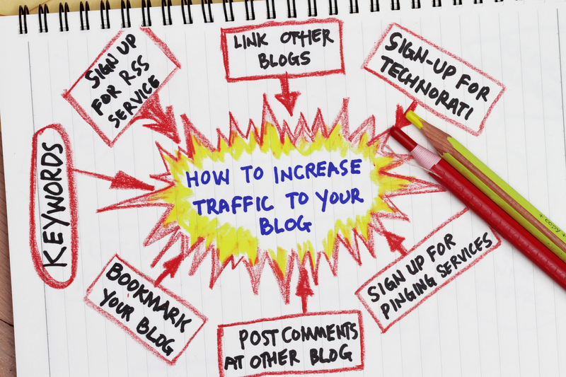 5 Hot Tips to Get More Traffic to Your Blog