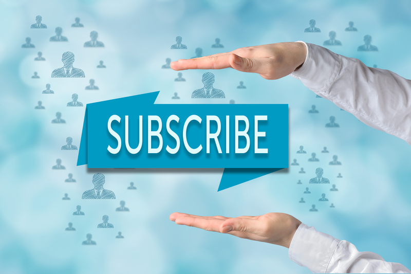 7 Ways To Get More Subscribers Every Day