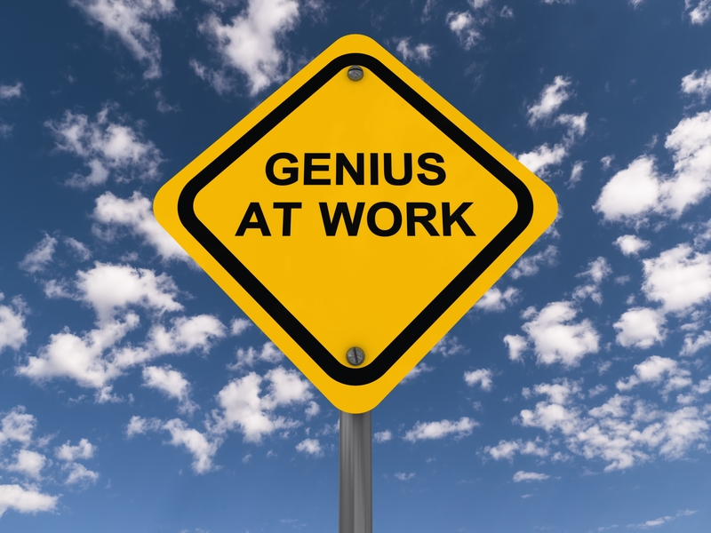 If It's Not Your Genius, It's Not Your Job