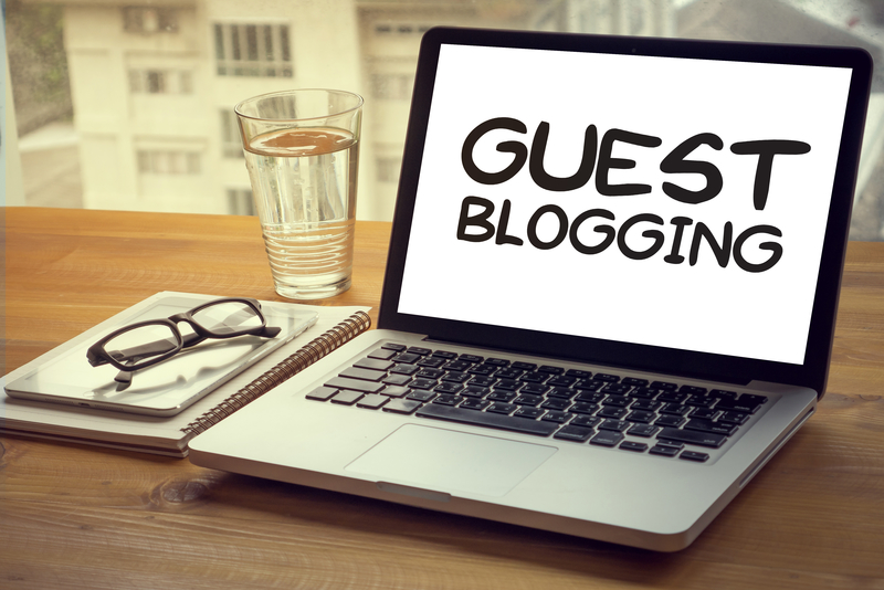4 Reasons To Seriously Consider Using Guest Bloggers