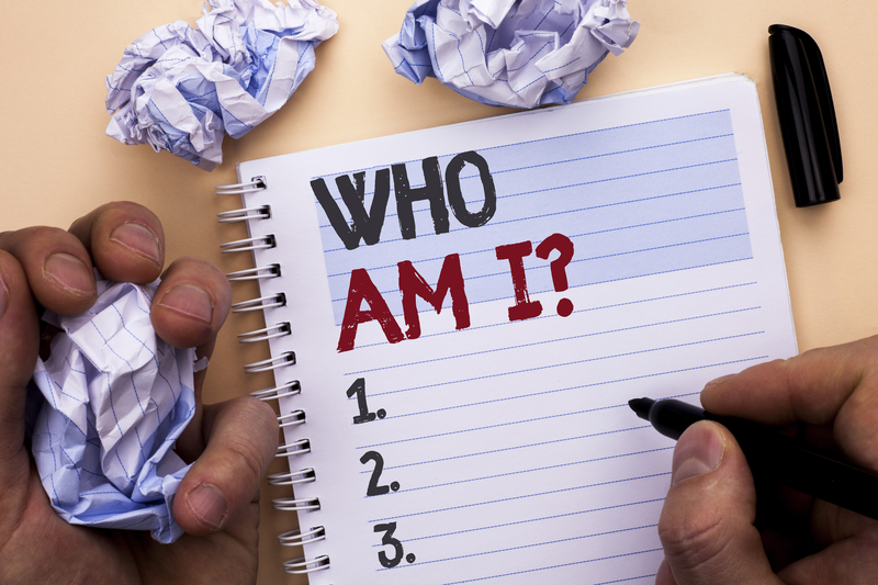 Who am I? It's a question that defines us.
