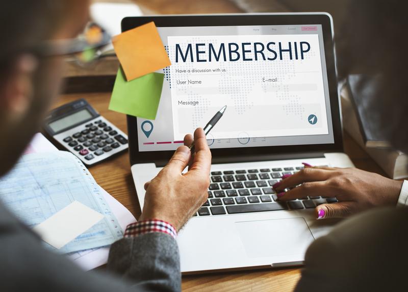 Start a 6-Figure Newsletter Member Site