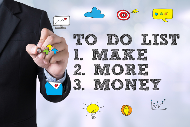 10 Ways To Earn More Money In Your Internet Marketing Business