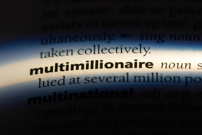 What Self-Made Multimillionaires Know that You Don't (and How to Become One)