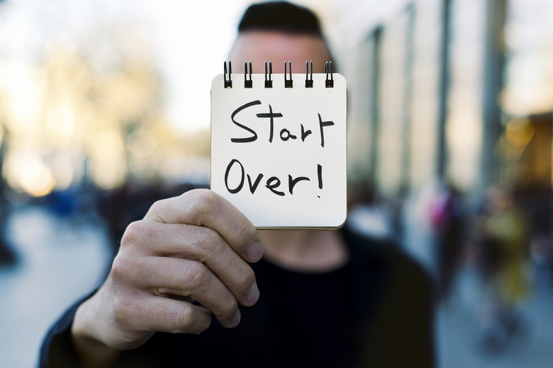 Starting Over: How to Build a Business from Scratch in 3Months
