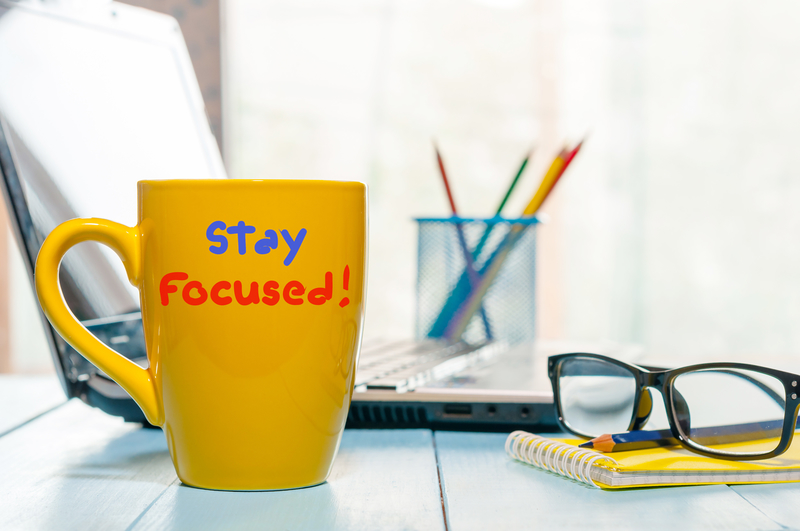 How to Stay Focused on Your Home Business Goals