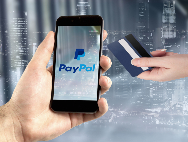 PayPal Shopping
