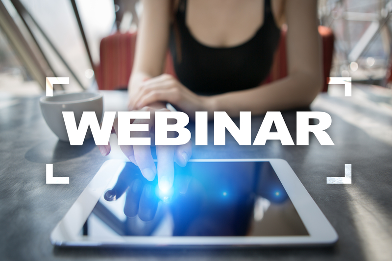Are Webinars For You?