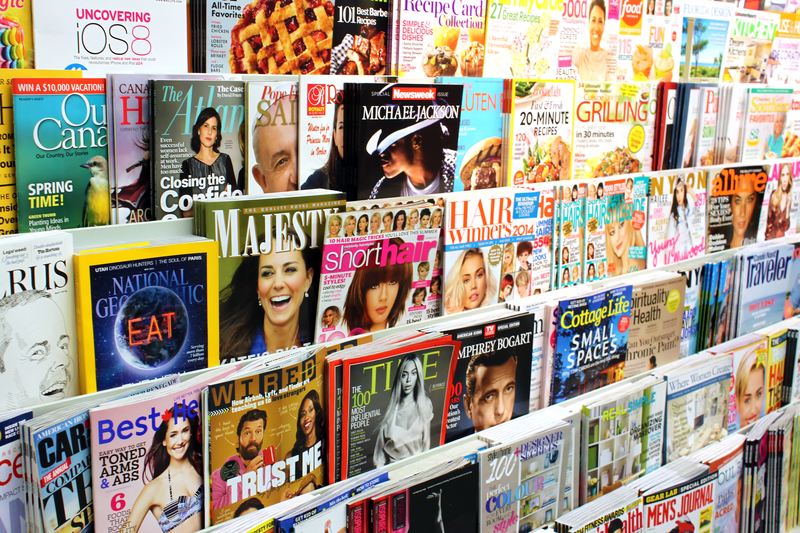 Why Stealing Magazines is a Good Thing