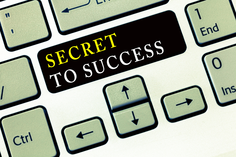 The Big Secret to Online Business Success