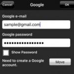 Samsung SmartCam Gmail Setup