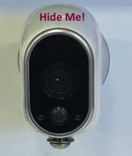 How to Hide an Arlo Smart Home Security Camera